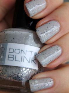 Nerd Lacquer Don't Blink