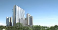 Lalu Hotel and Mixed Use Development - Nanjing - Architecture - SCDA