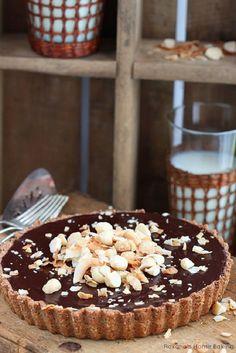#Chocolate #Coconut #Tart 15 Irresistible Tart #Recipes | All Yummy #Recipes
