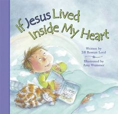 More than 11 book ideas to help kids focus on and learn about God!