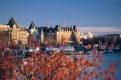 Take a trip to Victoria B.C.