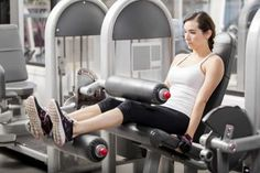 Weight Machine Routines for Women and the order in which they should be done...