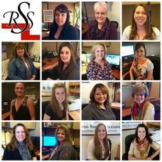 Happy International Women's Day! Did you know that we have 15 amazing women working at RSS?  They are all licensed, specialized and ready to assist our clients and our team in a multitude of different ways.  We are so proud to have such an amazing group of women at RSS! #internationalwomensday