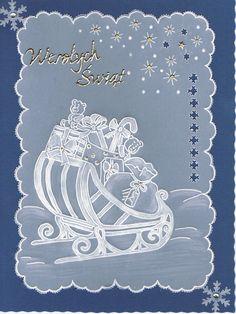 T T sleigh white work