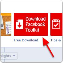 How to customize Facebook Fan page tabs. #facebook