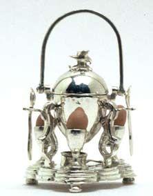 Egg Poacher Set by Stephen O'Meara