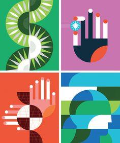 Designer & Illustrator Brent Couchman on Herman Miller's Lifework.