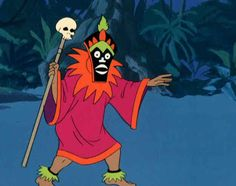 """Witch Doctor 
