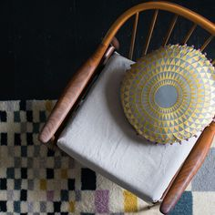 Concentric Cushion Cover image