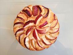 Mi Tarte / mi gâteau aux nectarines (pêches ou abricots) Saveur, Apple Pie, Bread, Food, Nice, Nectarine Pie, Sweet Pie, Apple Cobbler