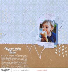 Amint itt a jó idő, máris érkeznek a fagyizós történetek. 🍦:) Monory Réka scrapbook oldalán is egy ilyen cuki sztori látható. #scrapfellow #scrapfellowkitklub #SFkitklub #scrapbook #memorykeeping #scraphun #aSztoriaLenyeg Frame, Home Decor, Picture Frame, Decoration Home, Room Decor, Frames, Home Interior Design, Home Decoration, Interior Design