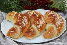 Pastry And Bakery, Croissant, Bagel, I Foods, Sweets, Cooking, Breakfast, Books, Recipes