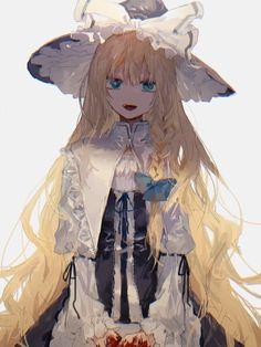 Kirisame Marisa anime pixiv fanart