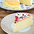 J'avais envie d'un gâteau au citron, j'ai toujours été déçu du moelleux au citron et je n'arrivais jamais à trouver la bonne recette. ...