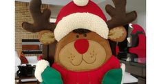 Gingerbread Cookies, Merry Christmas, Teddy Bear, Toys, Animals, Slipcovers For Chairs, Feltro, Ideas, Templates