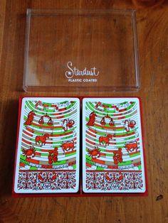 Beautiful Stardust Zodiac Playing Cards