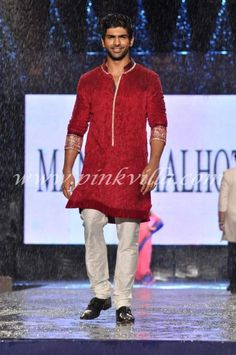 Manish Malhotras collection for CPAA fashion show