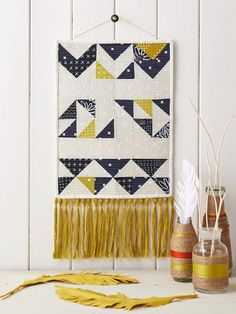 How to Make the Most Out of Unfinished or Old Quilts | Apartment Therapy