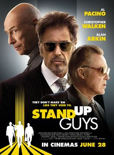 Stand Up Guys - Out 28th Jun in Showcase Cinemas