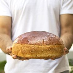This Greek ceremonial bread (Artos) is usually brought to church as an offering. It's slightly sweet, and very fluffy and aromatic! Cooking Bread, Bread Baking, Greek Bread, Olive Bread, Artisan Bread, Food Diary, Learn To Cook, Greek Recipes, Let Them Eat Cake