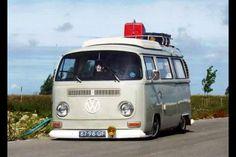 Bus Vw T2 Camper, Volkswagen Bus, Hot Vw, Thing 1, Busse, Bus Station, Campervan, Engineering, Adventure
