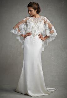 Enzoani Fall 2015 Wedding Dresses | blog.theknot.com