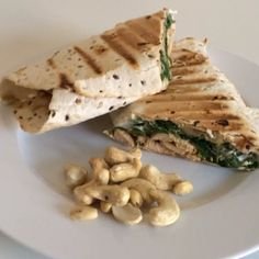 The Body Coach:Chicken panini #LeanInFifteeny #leanin15 #lunch