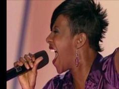 Le'Andria Johnson - Jesus (Sunday's Best Live performance) - audio She can blow! YouTube