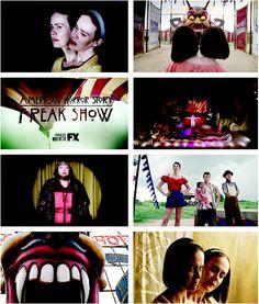 "American Horror Story: Freak Show  ""Don't call us freaks!"""