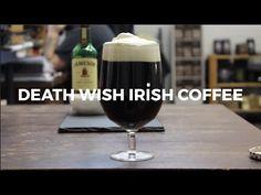 The Best Death Wish Irish Coffee Recipe Ever – Death Wish Coffee Company