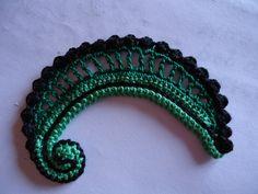 Swirl from dress Esmeralda