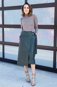 Midi: O comprimento que reconquistou o mundo fashion » Fashion Break
