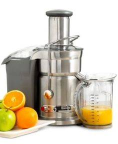 Breville 800JEXL Juicer, Juice Fountain Elite http://juicerblendercenter.com/how-juicing-fruits-and-veggies-can-enhance-your-life-and-health-goals/