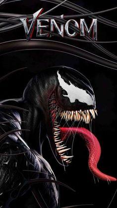 Black Panther Art HD iPhone Wallpaper – iPhone Wallpapers Source by hnghivng Venom Comics, Marvel Venom, Marvel Villains, Marvel Art, Wallpaper Marvel, Joker Iphone Wallpaper, Wallpaper Earth, Black Panther Art, Venom Art