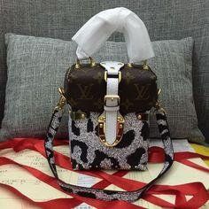 LV Camera BO fashion show selection bag  M43039 size:12x6x8cm 552300 G4 whatsapp:+8615503787453