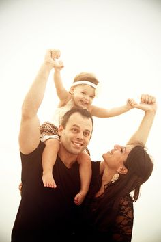 Family Photo Shoot. Toddler Photography.