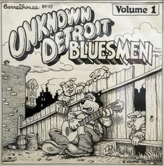 R. Crumb album design