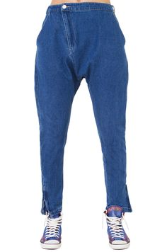 Classic The Fifth Label Last Dash Denim Joggers | AKIRA