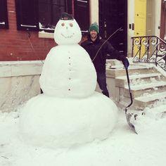 Connor Barwin в Твиттере: «Snowed in! #blizzard2016 https://t.co/lvMoSrcMbZ»