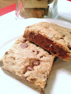 Chocolate Chip Cookie Bars: Rich, Thick & Chewy | Tasty Kitchen: A ...