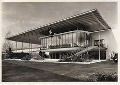 PTT Pavillon-1939 National Exhibition in Zurich