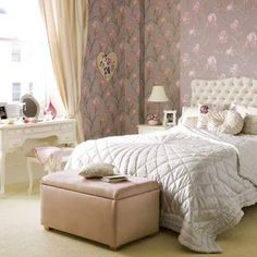 Stylish Tips for Beautiful French Bedroom Decor