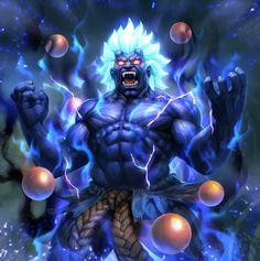 Akuma Street Fighter, Ultra Street Fighter, Street Fighter Characters, Epic Characters, Oni Art, Street Fighter Wallpaper, Asura's Wrath, Figure Sketching, Dark Fantasy Art
