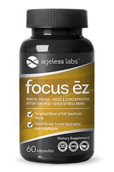 "Try Focus EZ with a 2-day supply, no strings attached! Take 2 pills each morning and see how you feel for two days in a row. Learn how truly powerful Focus EZ is for brain power and mental energy. Click the ""Snag This"" link and get yours now!"