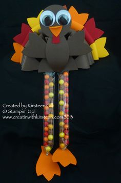 Turkey made with SU Bow Die - bjl