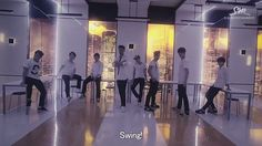"Super Junior-M_SWING_Music Video (CHN ver.) Finally! Super Junior-M is back with ""Swing"". I heard this when I haven't been awake for fifteen minutes, and I was completely energized. I may listen to this song every morning now. It just has that dance vibe where you just have to wake up and dance."