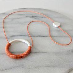 Ceramic Necklace, Ceramic Jewelry, Clay Jewelry, Pendant Necklace, Jewellery, Somerset, Pottery Handbuilding, Ceramic Clay, Porcelain Clay