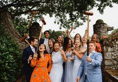 The proper way to do group shots at weddings Group Shots, Bridesmaid Dresses, Wedding Dresses, Wedding Photography, Weddings, Photo And Video, Instagram, Fashion, Bridesmade Dresses
