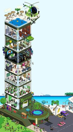 Tycoon Tower