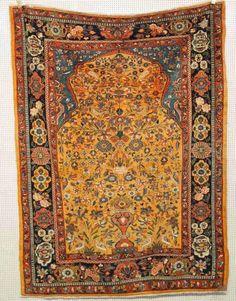 Bachtiar, um 1920, 226 x 168cm, Zustand C